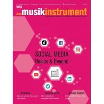 Cover des aktuellen Magazin das musikinstrument