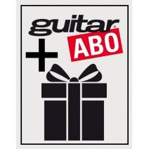 guitar Magazin im Abo