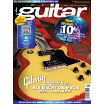 Cover guitar - Magazin