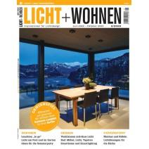 Cover Licht & Wohnen - Magazin