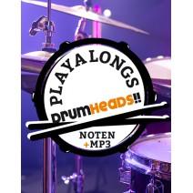DRUMHEADS Magazin - Playalongs