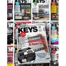 Tastenwelt Magazin - Akutelle ausgabe