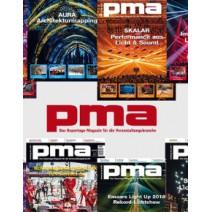 Jahres-Ausgabe des PMA-Magazin