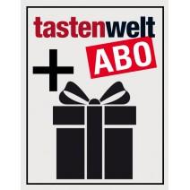 tastenwelt - Magazin im Abonnement