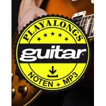 playalongs für Gitarre