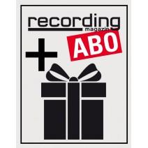 recording Magazin im Abo
