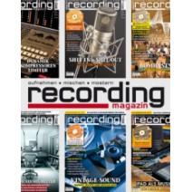 <strong>recording Magazin</strong> - Jahreshefte