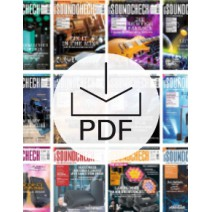 Soundcheck Magazin - Jahreshefte