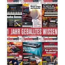 Tastenwelt Magazin - Jahreshefte