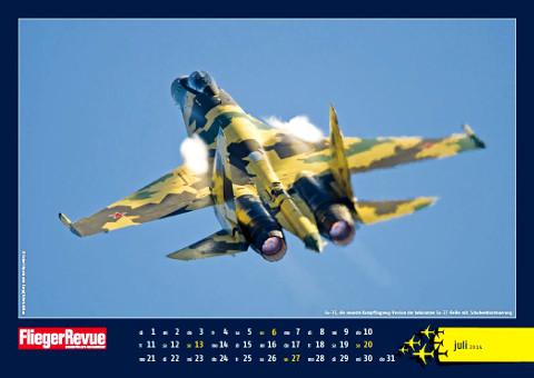 Kalender 2014 Juli