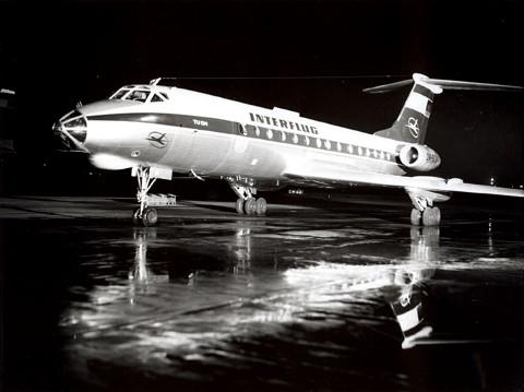 Flugzeuge der Interflug