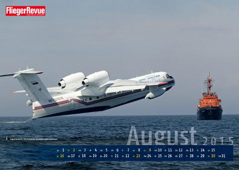 Kalender 2015 August