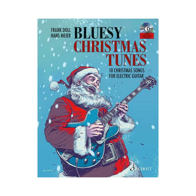 Bluesy Christmas Tunes, 17,50 €