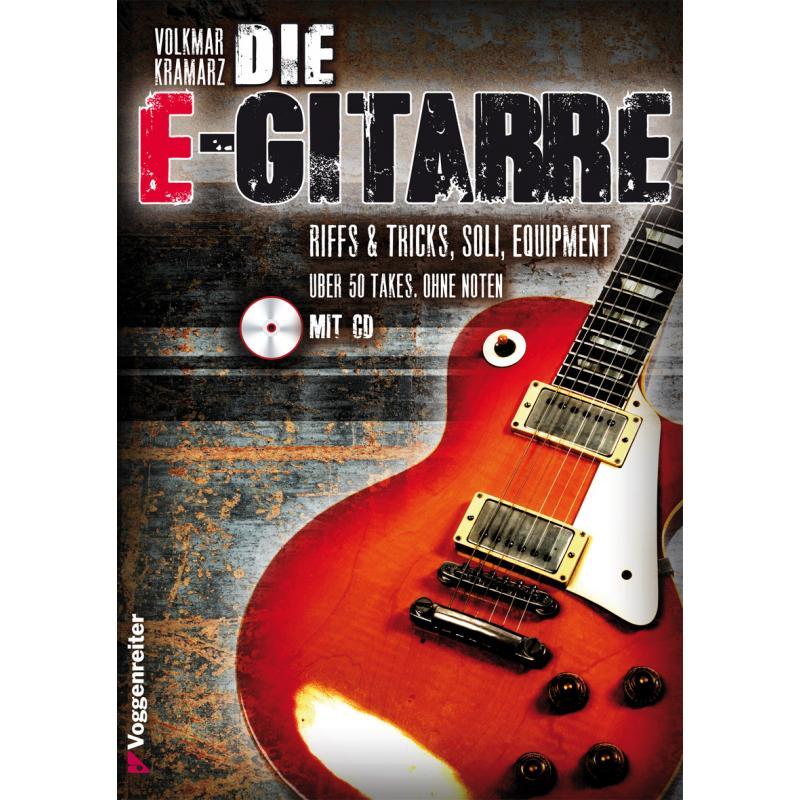 Die E-Gitarre, 24,95 €