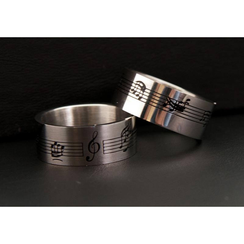 Edelstahl-Ring Gr. 10, 17,90 €
