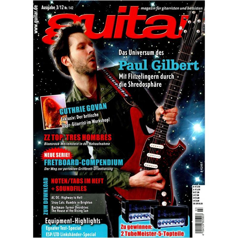 guitar 03 2012 printausgabe oder pdf download