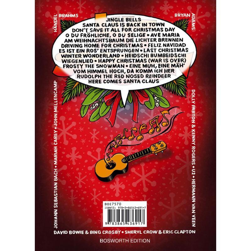 Hit Session Ukulele Weihnachtslieder, 22,50 €