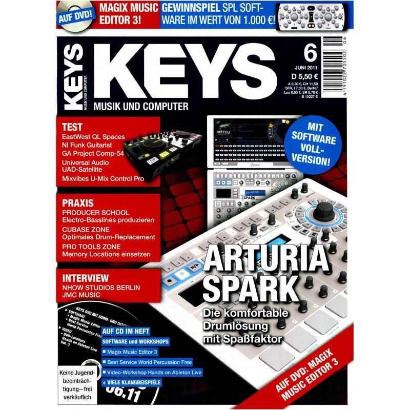 Keys 06 2011 Printausgabe oder PDF Download