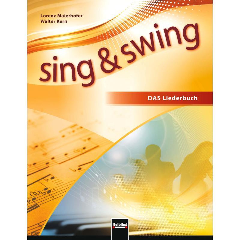 Sing & Swing - DAS Liederbuch , 19,90 €
