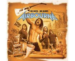 Airbourne - No Way but the Hard Way Gitarre Playalong