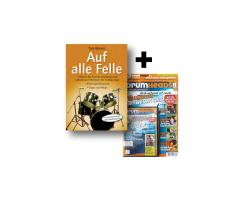 Auf alle Felle + DrumHeads!! School of Rock BUNDLE