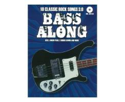 Bass Along - 10 Classic Rock Songs 3.0