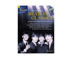 Beatles Classics, Klavier m. Audio CD - Schott Piano Lounge