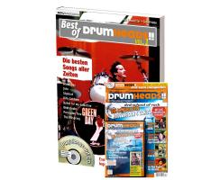 Best of DrumHeads!! + DrumHeads!! School of Rock
