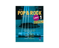 Best of Pop + Rock for classical guitar 1 light