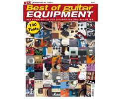 Best of guitar Equipment 2011 | Das Kompendium für...