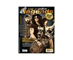 Best of guitar: Legends I - Die Überväter der...
