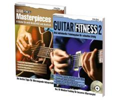 Bundle Guitar Fitness Masterpieces + Guitar Fitness 2
