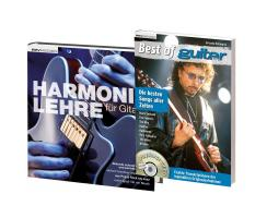 Bundle Harmonielehre f�r Gitarre + Best of Guitar...