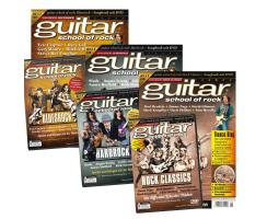 Bundle best of guitar school of rock
