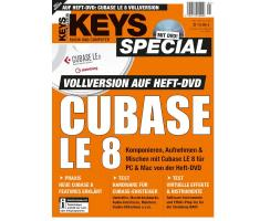 Cubase LE 8 Vollversion Keys Special 2/2015