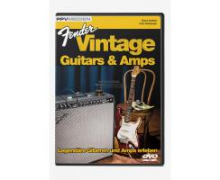 DVD Fender Vintage Guitar & Amps