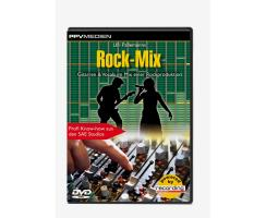 DVD Rock-Mix - Gitarren & Vocals im Mix einer Rockproduktion