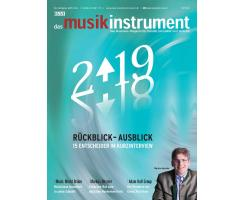Das Musikinstrument 01 2019 Printausgabe oder PDF Download