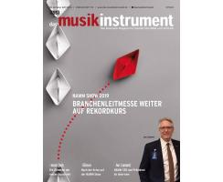 Das Musikinstrument 02 2019 Printausgabe oder PDF Download