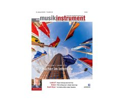 Das Musikinstrument 03 2015 Printausgabe oder PDF Download