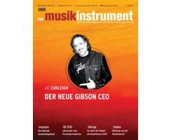 Das Musikinstrument 03 2019 Printausgabe oder PDF Download