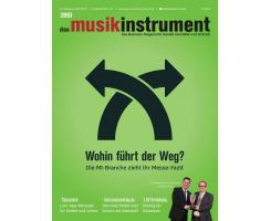 Das Musikinstrument 05 2018 Printausgabe oder PDF Download