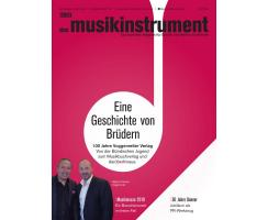 Das Musikinstrument 05 2019 Printausgabe oder PDF Download