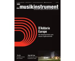 Das Musikinstrument 08 2018 Printausgabe oder PDF Download