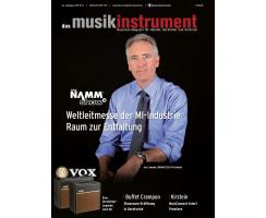Das Musikinstrument 11 2017 Printausgabe oder PDF Download