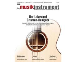 Das Musikinstrument 11 2018 Printausgabe oder PDF Download