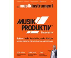 Das Musikinstrument 12 2017 Printausgabe oder PDF Download