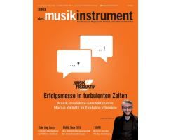 Das Musikinstrument 12 2018 Printausgabe oder PDF Download