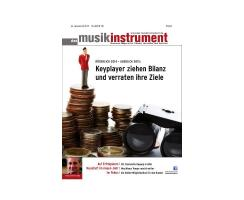 Das Musikinstrument 01 2015 Printausgabe oder PDF Download