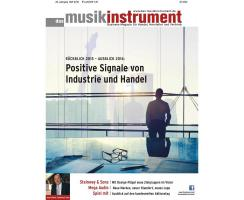 Das Musikinstrument 01 2016 Printausgabe oder PDF Download